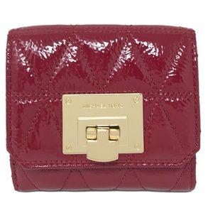 Michael Kors Vivianne Trifold Coin Case Wallet
